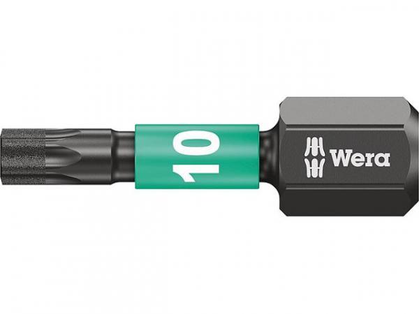 """WERA Bit 1/4"""" Impaktor für Schlagschrauber T 10, 25 mm"""