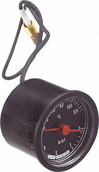 Thermomanometer für ZR/ZWR Junkers Nr.: 8 717 208 023
