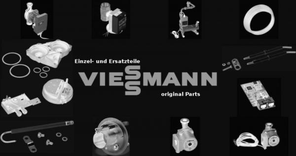 VIESSMANN 7215031 Winkelströmungssicherung mit Abgaskl. motorisch Gasola 18kW