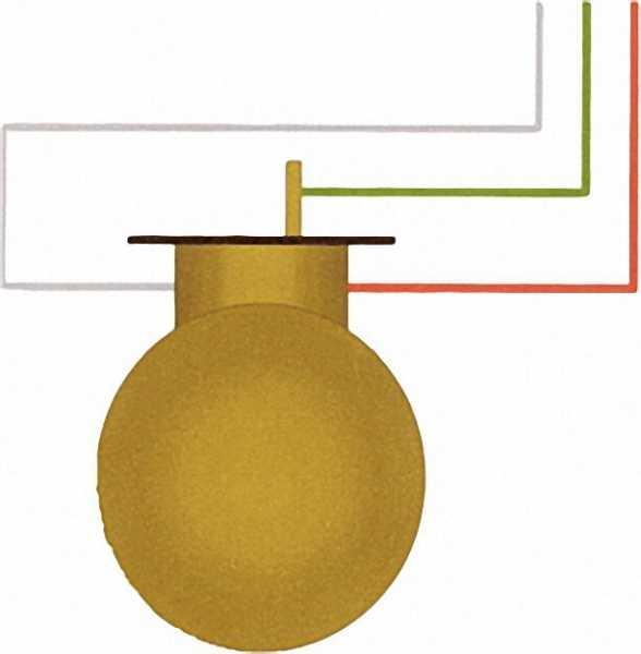 Ersatz-Vakuumpumpe für ASF Vakuumleckanzeiger Typ D3F ''Hochdruckausführung''