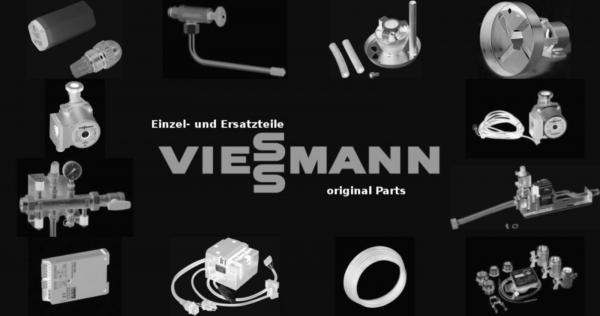 VIESSMANN 7835457 Halteblech Ventilator Set