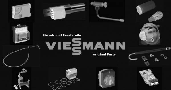 VIESSMANN 5329584 Anschlussflansch WW