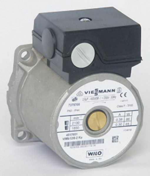 VIESSMANN 7823868 Umwälzpumpenmotor für VIMb 12/6HE