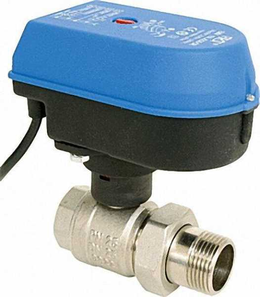 2/2 Wege Elektro-Kugelventil Typ EMV 110. . . 801-3 Compact R 3/4'' IGxÜWM