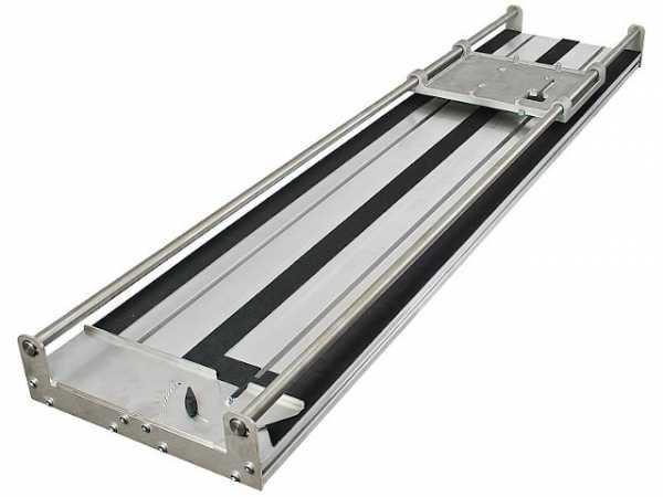 Trenntisch Eibenstock Edelstahl/Aluminium-Kombination max. Schnittlänge: 1200mm