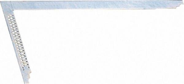 Zimmermannswinkel ZWZA800 Länge 80cm, Schenkelbreite 35mm Anreißlöcher alle 0,5cm