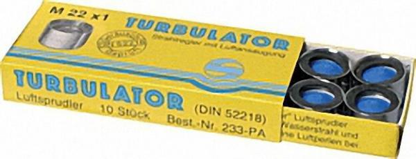 Perlator mit Luftansaugung M 22 x 1 IG 10 Stück mit Prüfzeichen