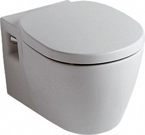 IDEAL STANDARD E817401 Wandtiefspülklosett CONNECT weiß, ohne Spülrand
