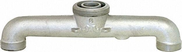 Austausch-adapter für Gaszähler DN 25, 2'' x 1 1/4''