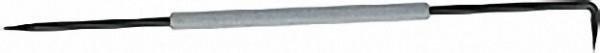 Reißnadel mit auswechselbaren Spitzen / vernickelt schaft Dm 8mm L=220mm