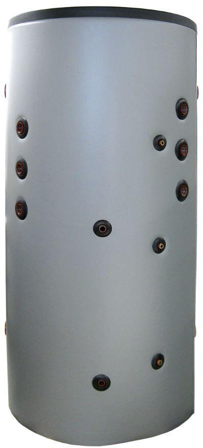 363660 PSW1000SOL Pufferspeicher 1000 Liter mit Solarwärmetaus
