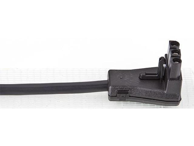 Fühlerkabel 600mm für IRD 1010/1020 3-polig aewinkelt