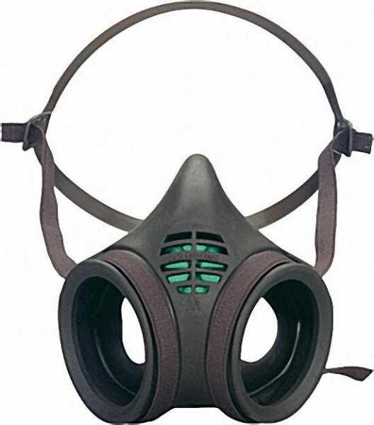 Atemschutzmaske Mehrweg Maskenkörper Größe M Serie 8000