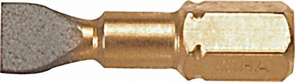 WIHA DuraBit, Schlitz, Form C 6, 3 Typ 7010 DR 6, 5 x 25 x 1, 2