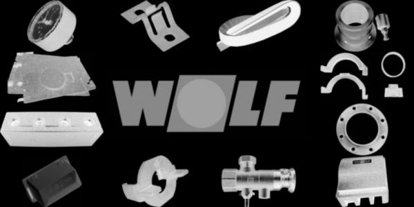 WOLF 8900166 Verkleidung und Isolierung