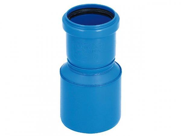 CondensBlue Reduzierung konzentrisch, einwandig DN 80 x DN 60
