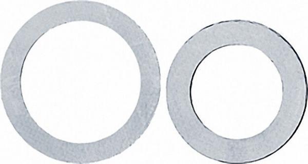 Graphit-Dichtung mit Trägerbl. DIN 2690 schwarz 220x273mm 2mm stark