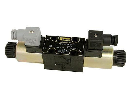 4/3 Wegeventil NG 6 D1VW4CNJP 24 V/DC