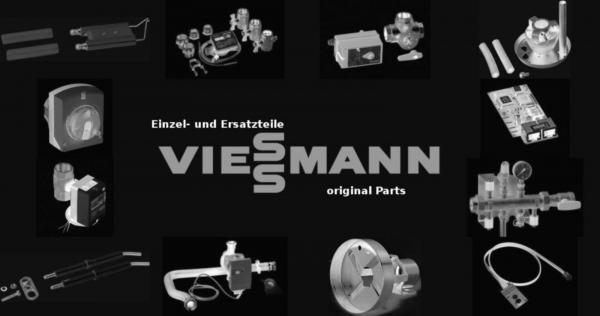 VIESSMANN 7820663 Schieber Aschebehälter