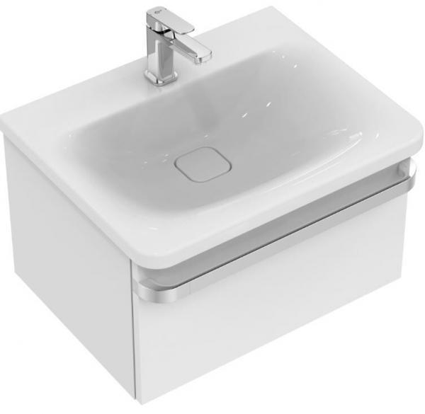 IDEAL STANDARD K083701 Tonic II Möbelwaschtisch 615 mm,weiß