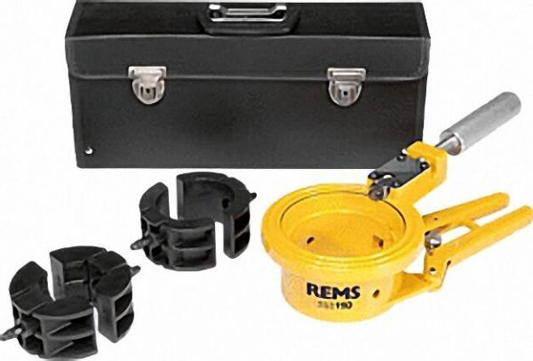 Rohrtrenn- und Rohranfasgerät Rems Cut 110 P Set