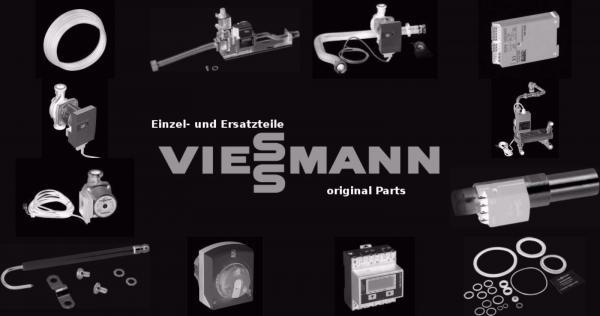 VIESSMANN 5033847 Dichtung 108/108 x 3 Di=53 LK=110