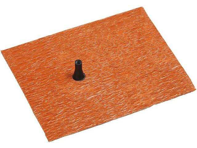 Leitungsmanschette DachDicht Typ RGD125, 125-135 mm, Ziegelrot Gekrepp