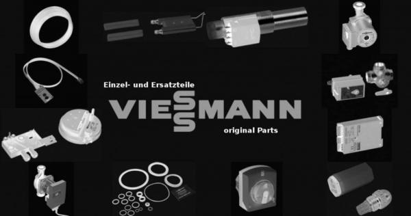 VIESSMANN 7816169 Magnetventil MVD 210/3 1''