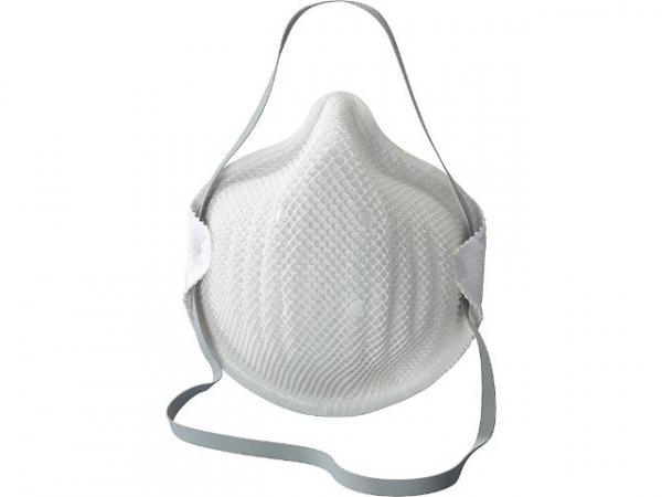 Atemschutzmaske FFP1 S Aktiv Form ohne Klimaventil VPE 20 Stück