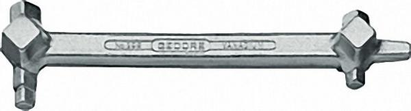 GEDORE Zapfenschlüssel Länge 220mm Art. Nr.299