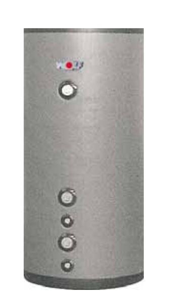 WOLF 2483884z01 Beistellpufferspeicher SPU-1-200 aus Stahl