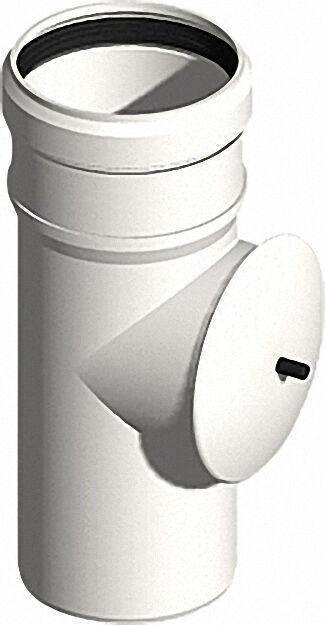 Kunststoff-abgassystem Kontrollrohr - DN 110