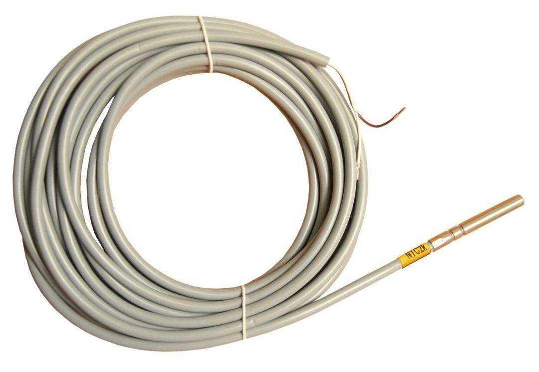 363710 NTC-2M Temperaturfühler NTC-2 mit Metallhülse