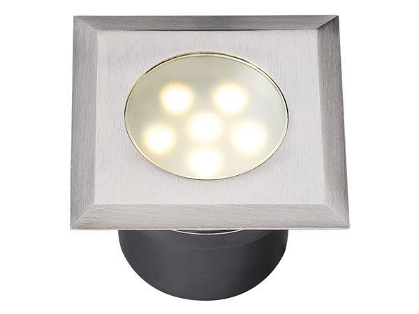 GARDEN LIGHTS LEDA EINBAULEUCHTE 12 V 35 lm 1 W 3000 K