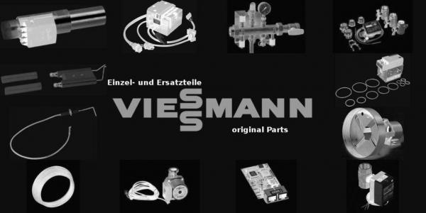 VIESSMANN 5076518 Feuerbetonstein hinten 03 für Kamineinsatz-W