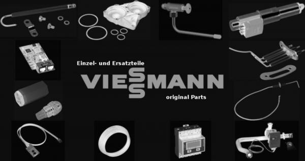 VIESSMANN 5072294 Wärmedämm-Matte Brennerplatte