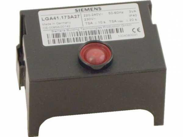 WOLF 8902454 Steuergerät (L+G) Typ LGA 41.173A27(ersetzt Art.-Nr. 2796201)