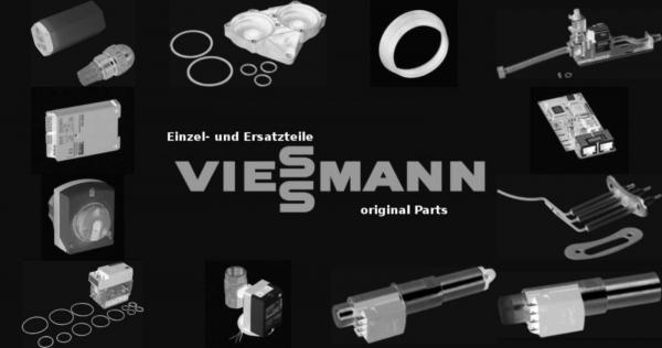 VIESSMANN 7818592 Wellrohr DN25 L=1556mm
