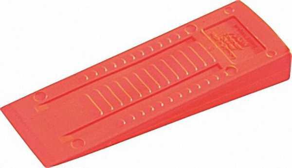 Kunststoff-Fällkeil YUKON OX 32 max. Hubhöhe 25mm L180mm B65mm G=150g (O)