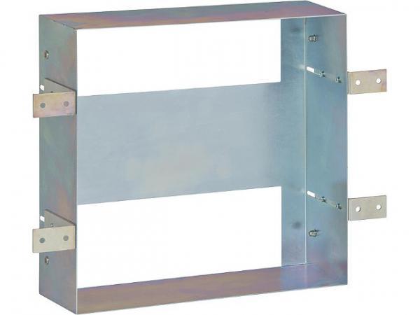 Stahl-Einbaurahmen, Wandeinbaunischen, BxHxT: 310x300x115 mm
