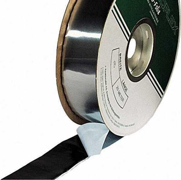 RAMSAUER Ramoflex alu 50x0, 9 Dichtungsband mit Alufolie VPE 20 lfm Rolle