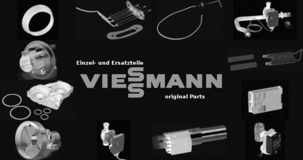 VIESSMANN 5204135 Abdeckklappe FB-Teil Dekamatik
