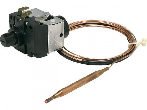 Jumo 60002995 Einbauthermostat heaeTherm Sicherheitstemperaturbegrenzer, 95...120°C