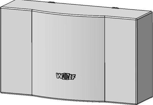 WOLF 9146073z10 Kühlmodul BKM