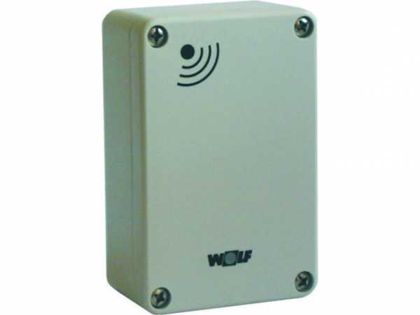 WOLF 2744081 Funkaußenfühler drahtlos