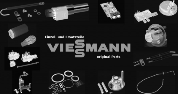 VIESSMANN 7839025 Hyd. Pumpe 3-Wege-Ventil