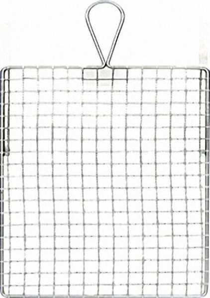 Abstreifgitter mit Lasche 26 x 30cm Metall, verzinkt