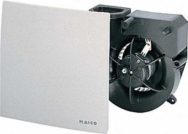 Maico 0084.0106 Ventilatoreinsatz ER 60VZC mit Innenabdeckung + Filter