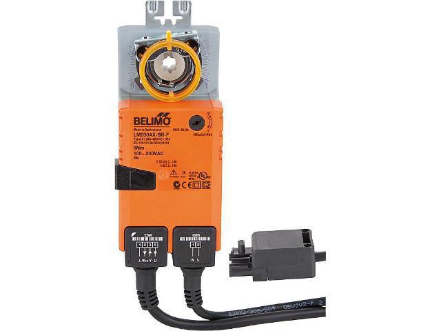 Stellmotor Luftklappe für EVENES Eventura HVL 20-30