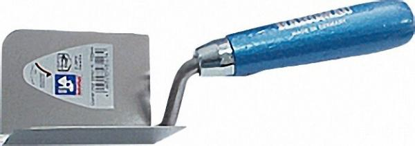 Eckkelle innen 90° 80x60mm rostfrei blaues Heft